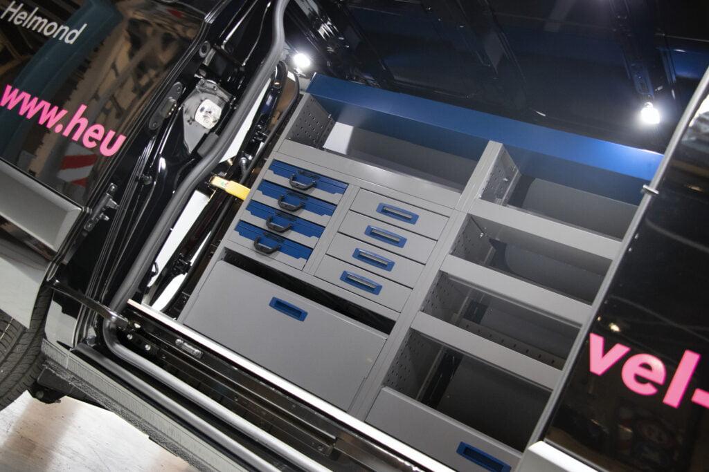 Ford Transit Custom L1H1 service-system foto 2
